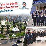 Türkiyenin En Büyük Akıllı Şehir Projesi'ne Biges İmzası