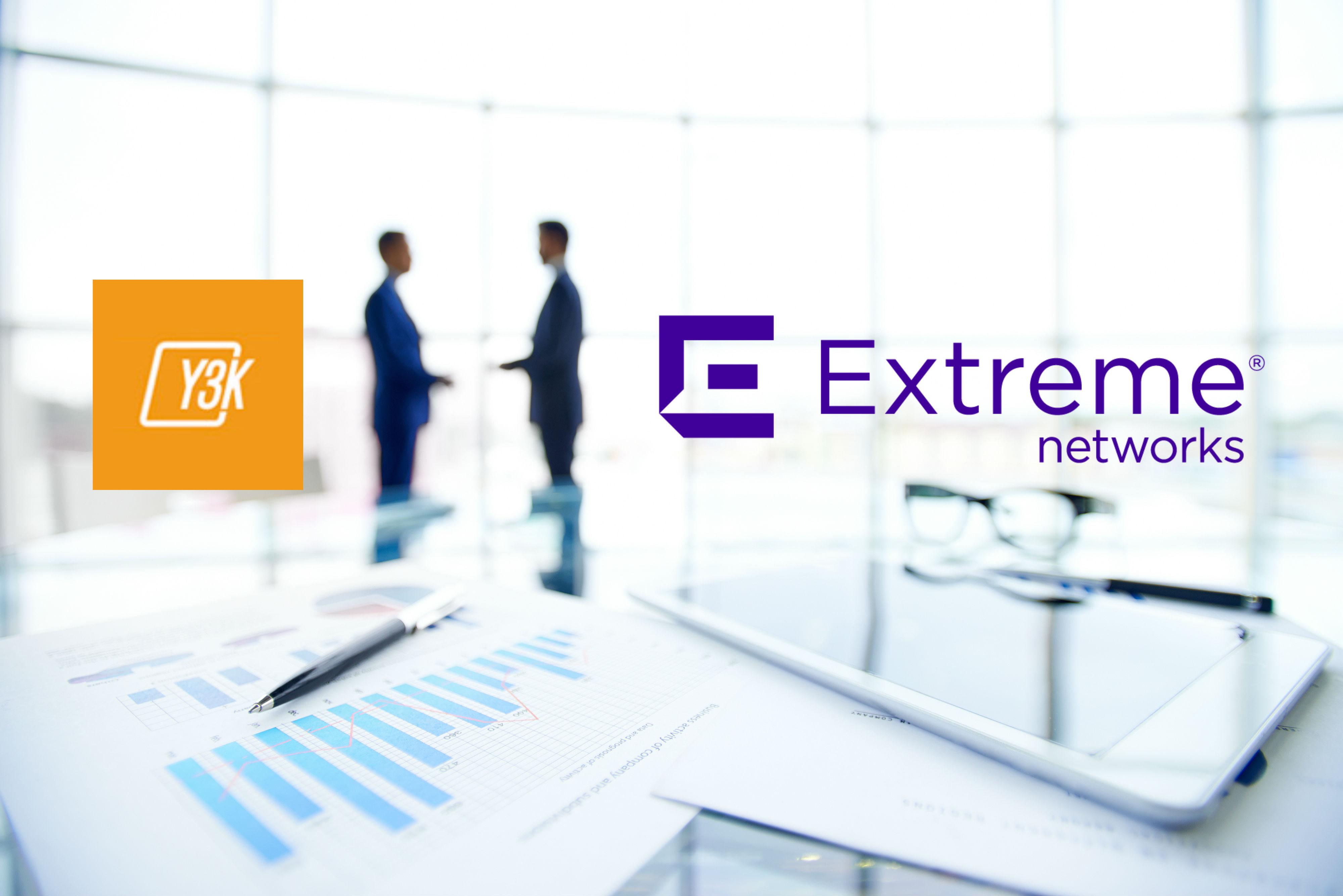 Extreme Networks ve Y3K Türkiye'de Birlikte Yürüyecek