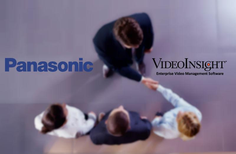 Panasonic yeni bir satınalma gerçekleştirdi: Video Insight